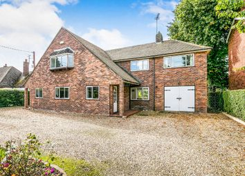 Thumbnail 5 bed detached house for sale in Townfield Lane, Mollington, Chester