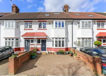 Thumbnail 5 bed terraced house for sale in Swyncombe Avenue, Ealing