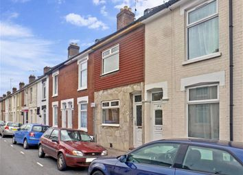 Thumbnail 2 bed terraced house for sale in Newcome Road, Fratton, Portsmouth, Hampshire