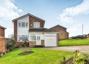 Thumbnail 3 bed detached house for sale in Wellfield Drive, Burnley, Lancashire