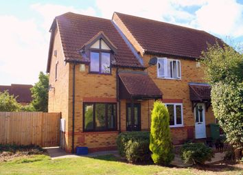 Thumbnail 2 bedroom end terrace house to rent in Mithras Gardens, Wavendon Gate, Milton Keynes