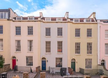 Thumbnail 1 bed terraced house for sale in Meridian Place, Clifton, Bristol