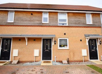 Thumbnail 2 bed terraced house for sale in Cherry Paddocks, Cherry Willingham, Lincoln