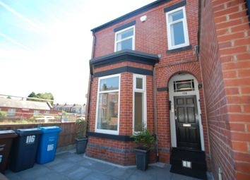Thumbnail 1 bed flat to rent in Station Road, Pendlebury, Swinton, Manchester