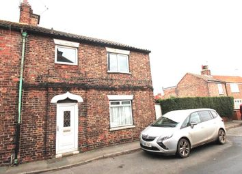 3 bed end terrace house for sale in Court Road, Snaith, Goole DN14
