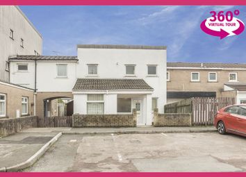 Thumbnail 3 bed end terrace house for sale in Broadweir Road, Cwmbran