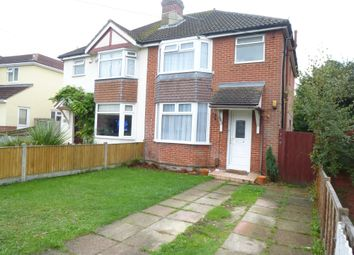 Thumbnail 3 bed property to rent in Woolston Road, Netley Abbey, Southampton