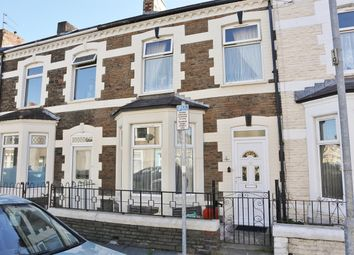 Thumbnail 3 bedroom terraced house for sale in Railway Steet, Splott, Cardiff