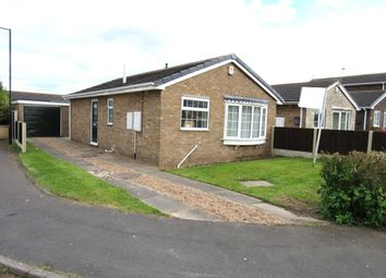 Thumbnail 2 bed bungalow for sale in Ludgate Close, Rossington, Doncaster