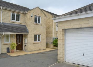 Thumbnail 4 bed town house for sale in Longwood Gate, Longwood, Huddersfield