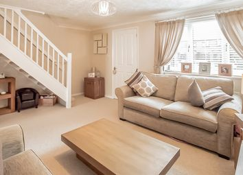Thumbnail 3 bedroom terraced house for sale in Duncan Close, Welwyn Garden City