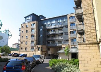 Thumbnail 3 bed flat to rent in Hawkhill Close, Easter Road