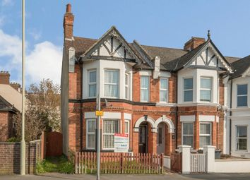 Thumbnail 4 bed semi-detached house for sale in Sackville Crescent, Ashford
