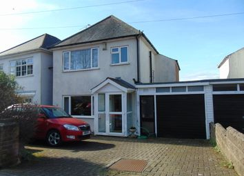 Thumbnail 3 bed link-detached house for sale in Athelstan Road, Southampton