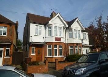 Thumbnail 4 bed semi-detached house to rent in Longley Road, Harrow