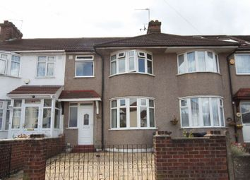 Thumbnail 3 bed terraced house to rent in Cornwall Avenue, Southall