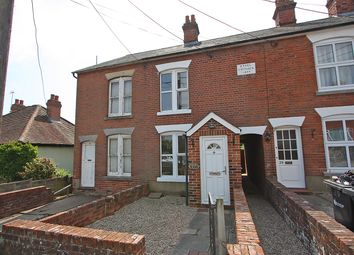 Thumbnail 2 bed terraced house to rent in Alexandra Road, Sible Hedingham