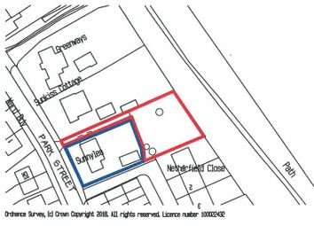 Thumbnail Land for sale in Park Street, Uttoxeter