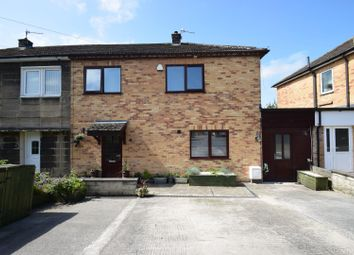 Thumbnail 3 bed semi-detached house for sale in Oker Avenue, Darley Dale, Matlock