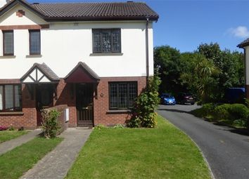 Thumbnail 2 bed property to rent in Vicarage Mews, Farm Hill, Douglas