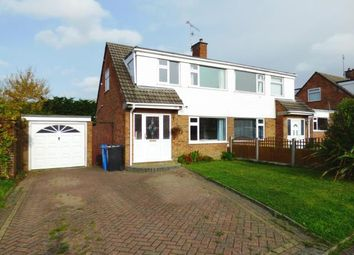 Thumbnail 3 bedroom semi-detached house for sale in Canford Heath, Poole, Dorset