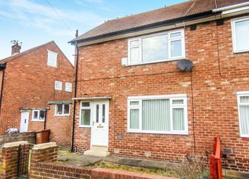 Thumbnail 2 bed semi-detached house for sale in Thistle Road, Sunderland