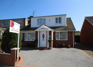 Thumbnail 4 bed semi-detached bungalow for sale in Windsor Drive, Cleadon Village, Cleadon