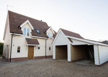 Thumbnail 5 bed detached house for sale in Middle Street, Clavering, Saffron Walden