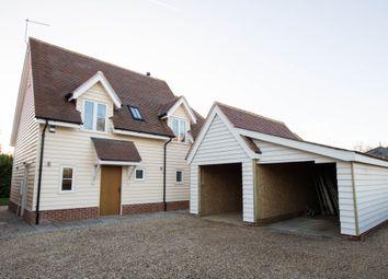 Thumbnail 5 bed detached house for sale in Middle Street, Clavering, Saffron Walden