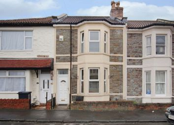 Thumbnail 2 bed terraced house for sale in Bellevue Road, St George, Bristol