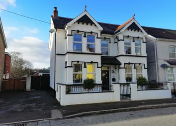 Thumbnail 5 bed detached house for sale in Campbell Road, Llandybie, Ammanford
