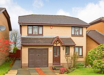 Thumbnail 4 bed detached house for sale in Cumnock Road, Robroyston, Glasgow, Lanarkshire