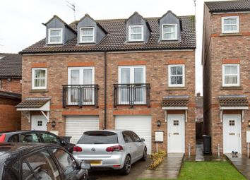 Thumbnail 4 bed semi-detached house to rent in Hornby Court, York