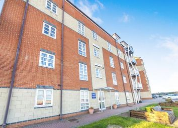 Thumbnail 2 bedroom flat to rent in Mariners Point, Hartlepool Marina