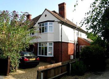 Thumbnail 5 bed semi-detached house to rent in Hurst Park Avenue, Cambridge