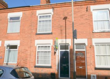 Thumbnail 2 bed terraced house to rent in St. Leonards Road, Leicester