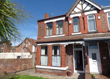Thumbnail 4 bed semi-detached house for sale in Grange Mount, Birkenhead