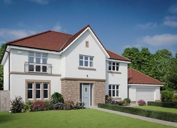 "Thumbnail 5 bed detached house for sale in ""The Macrae"" at Newmills Road, Balerno"