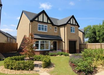 Thumbnail 4 bed detached house for sale in The Patrington Gibfield Park Avenue, Atherton, Manchester