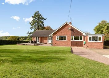 Thumbnail 3 bed detached bungalow for sale in Kimbolton, Herefordshire
