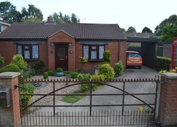 Thumbnail 2 bed bungalow for sale in Fen Road, Washingborough, Lincoln
