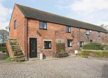 Thumbnail 3 bedroom barn conversion to rent in The Cottage, Roughcote Lane, Caverswall