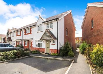 Thumbnail 3 bedroom end terrace house for sale in Bray Road, Holsworthy