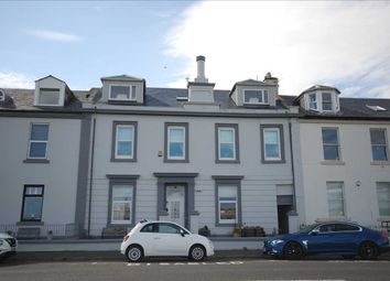 Thumbnail 3 bed flat for sale in Arran Place, Ardrossan