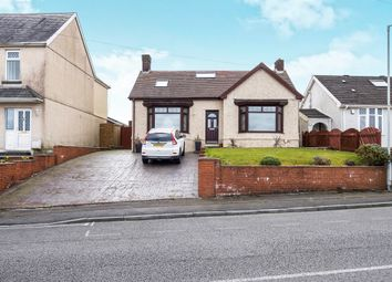Thumbnail 3 bed detached bungalow for sale in Mynydd Garnllwyd Road, Morriston, Swansea