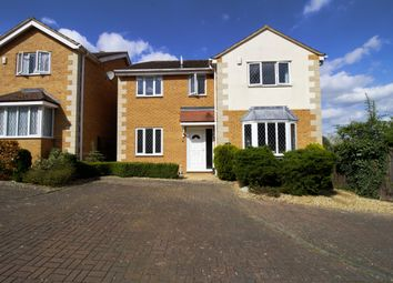 Thumbnail 4 bedroom detached house for sale in Brooke Close, Rushden