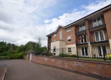 Thumbnail 2 bed flat to rent in Badgerdale Way, Heatherton Village, Derby