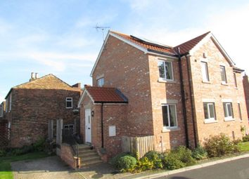 Thumbnail 2 bed semi-detached house to rent in Marlborough Close, Ulleskelf, Tadcaster