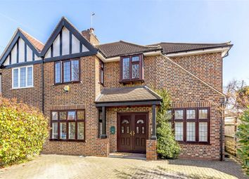 Thumbnail 5 bed property for sale in Dickerage Road, Kingston Upon Thames