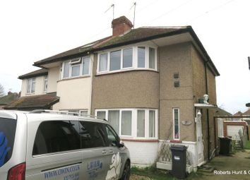 Thumbnail 3 bed semi-detached house for sale in Kingston Avenue, Feltham
